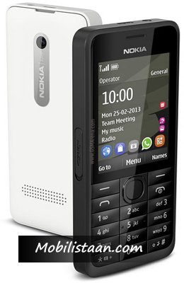 Nokia 301 Price And Specification